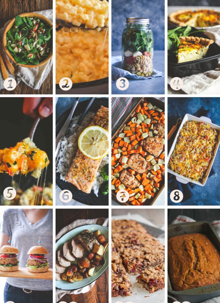 SweetPhi top recipes of 2018