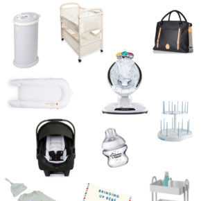 Baby products I actually used, baby products I use
