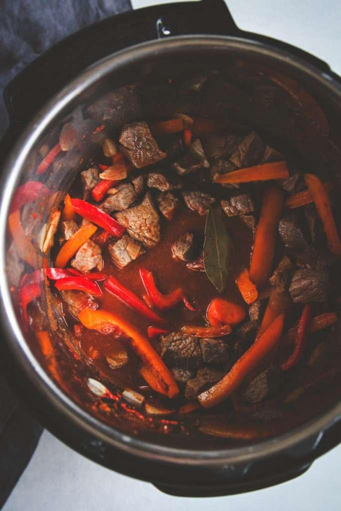 The best Instant Pot beef recipe