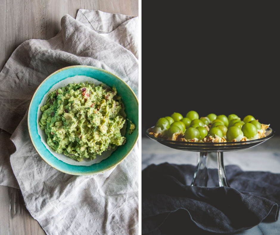green snacks to eat on St. Patrick's Day