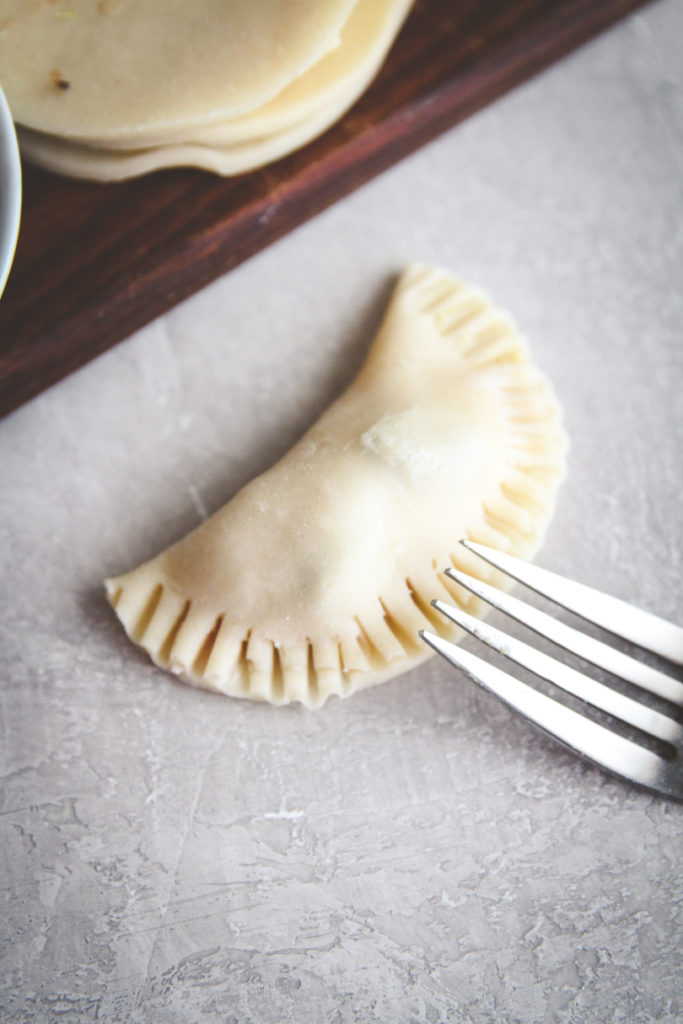 Super delicious and easy air fryer empanadas