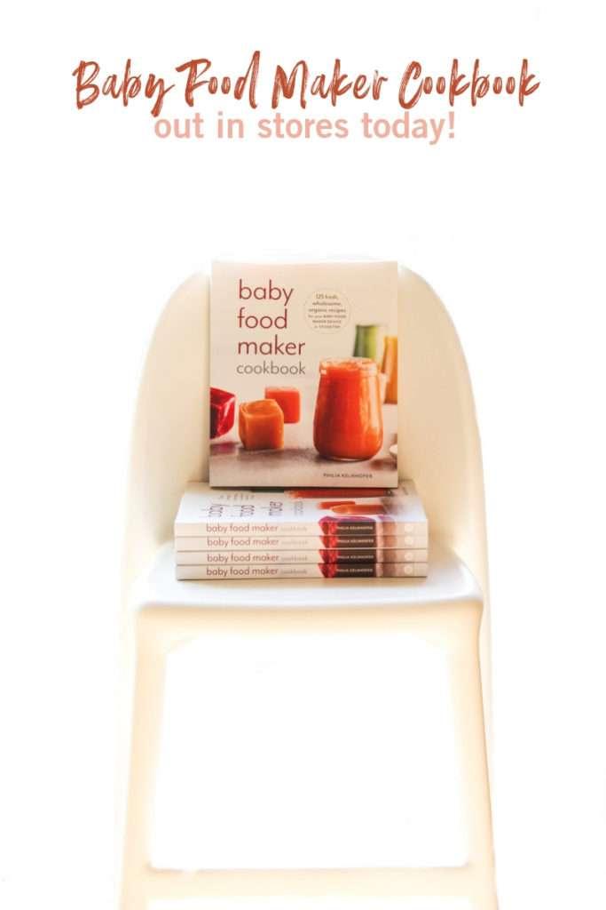 The best baby food maker cookbook