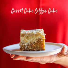 Carrot Cake Coffee Cake Recipe