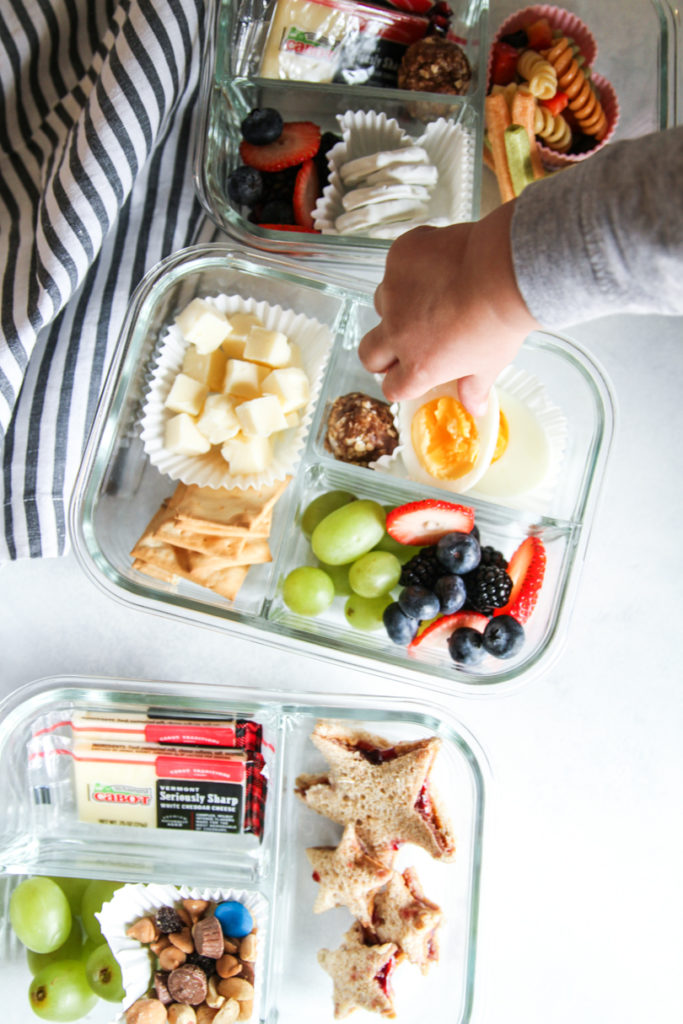 Kids snack ideas, kids snack boxes, bento box ideas, kids bento box ideas, healthy kids snacks, healthy kids snack ideas