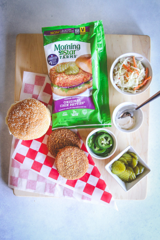 How to make the best vegetarian burgers for dinner