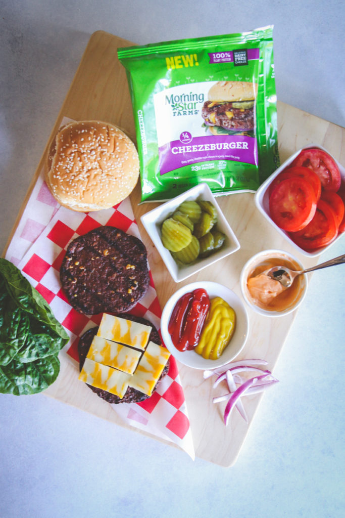 The best and easy 15-minute vegetarian burger recipes