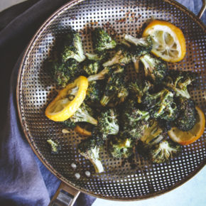Grilled Broccoli Vegetable Side Dish
