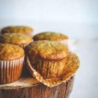 The easiest banana muffins, the best banana muffins, kid approved muffins, freezer muffins, banana muffins recipe, six ingredient recipe