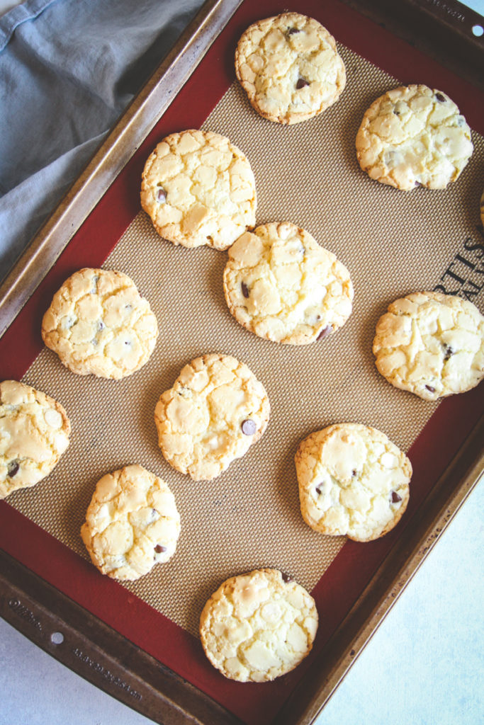 Easy and delicious cake mix cookies