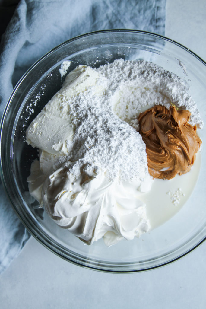 How to make the best peanut butter pie