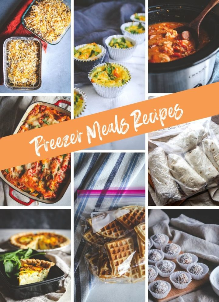 Freezer meals recipes, freezer meal recipes, freezer meal, freezer meals, the best freezer meals, make ahead meals, make ahead freezer meals, the best freezer meals