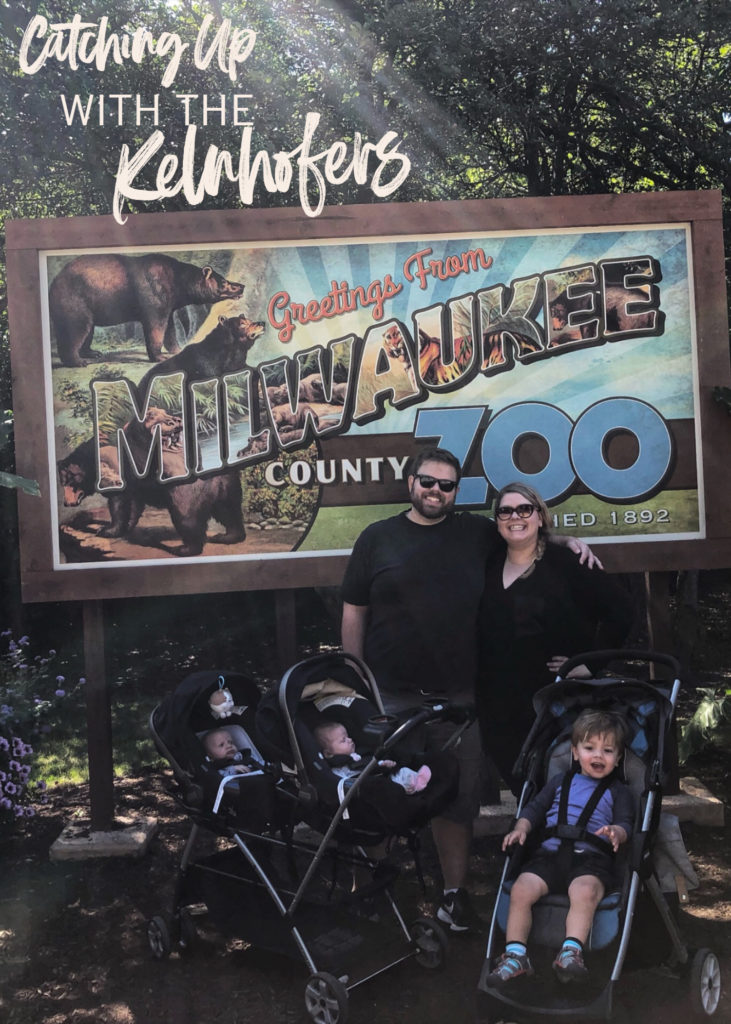 A trip to the Milwaukee County Zoo