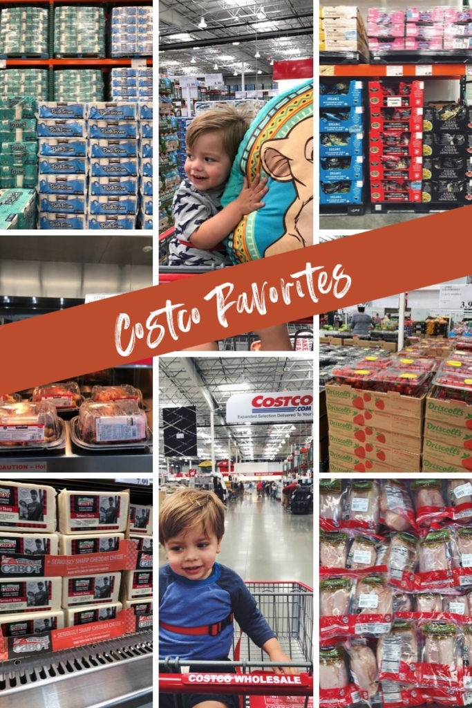 Costco favorites of a mom