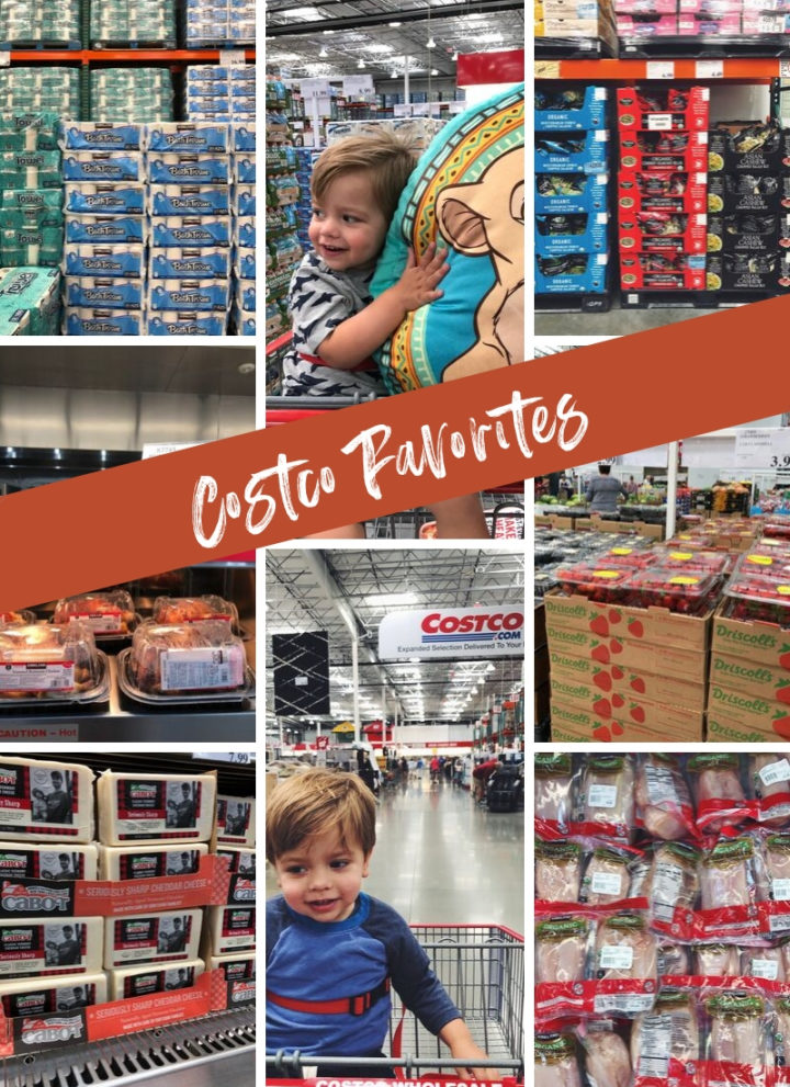 Costco Favorites - what to buy at Costco, mom Costco favorites