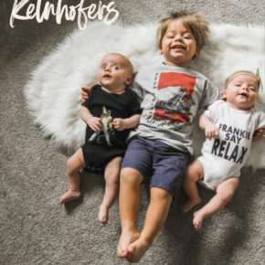 Catching up with the kelnhofers, Milwaukee blog, twins and a toddler