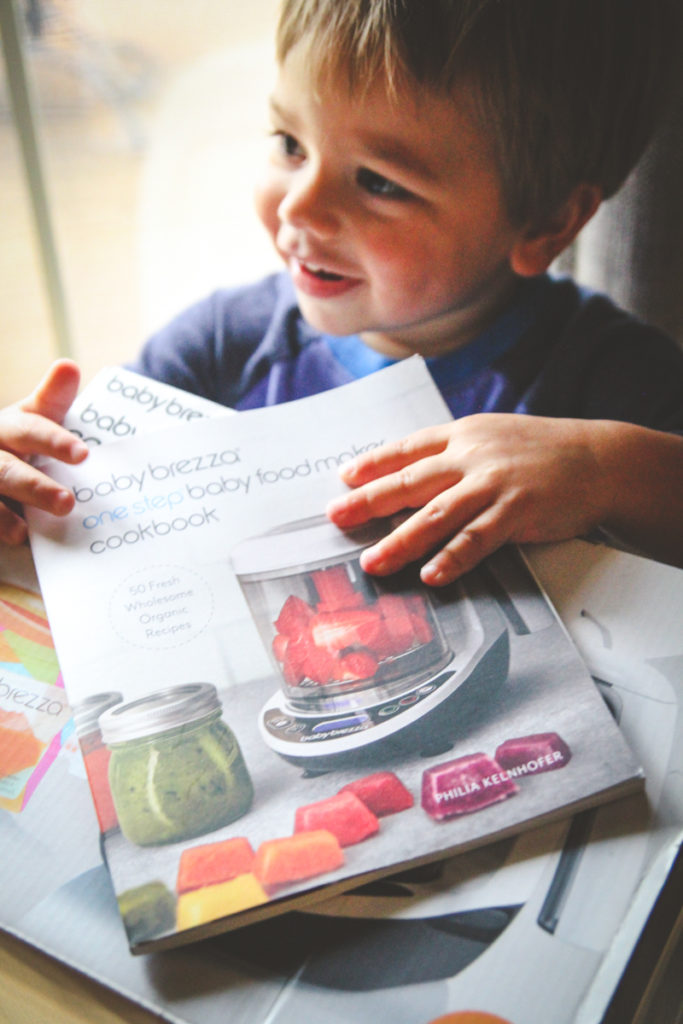 The best baby food maker cookbook