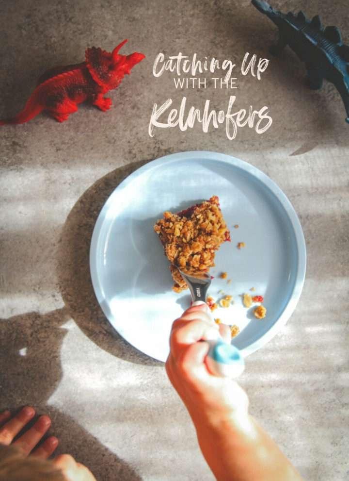 Catching up with the kelnhofers, milwaukee family life