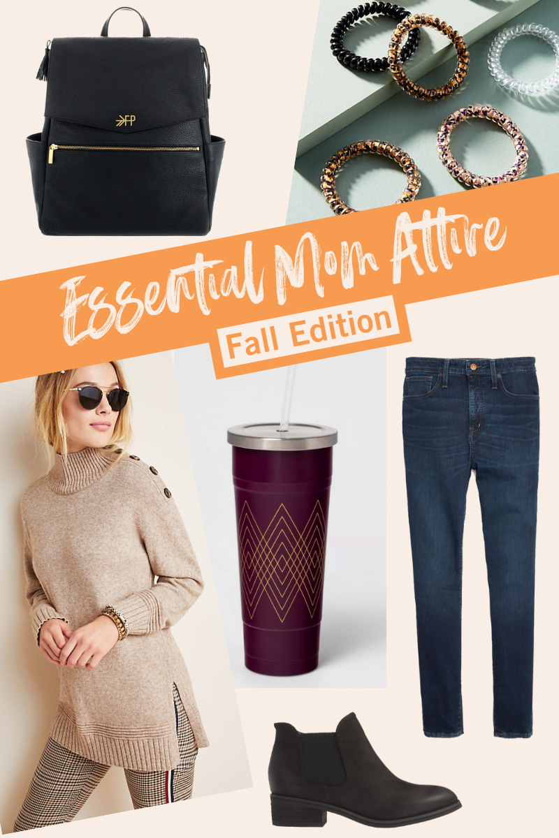 The best fall attire for moms