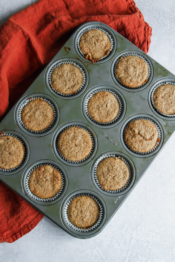 Most amazing gingerbread muffins