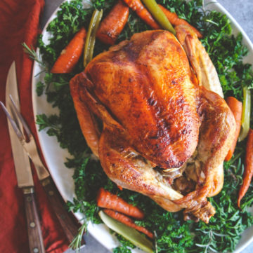 How to make a thanksgiving turkey when you've never made one before, easy turkey recipe