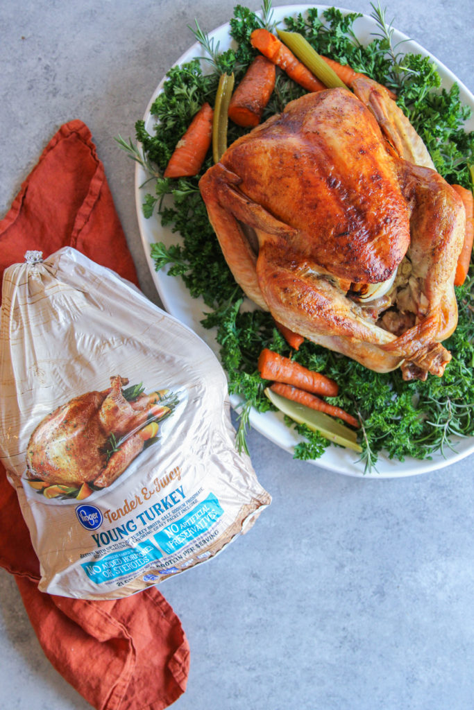 The best Thanksgiving turkey recipe made with butter