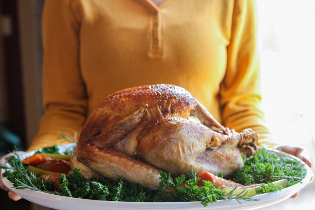 An easy Thanksgiving turkey recipe
