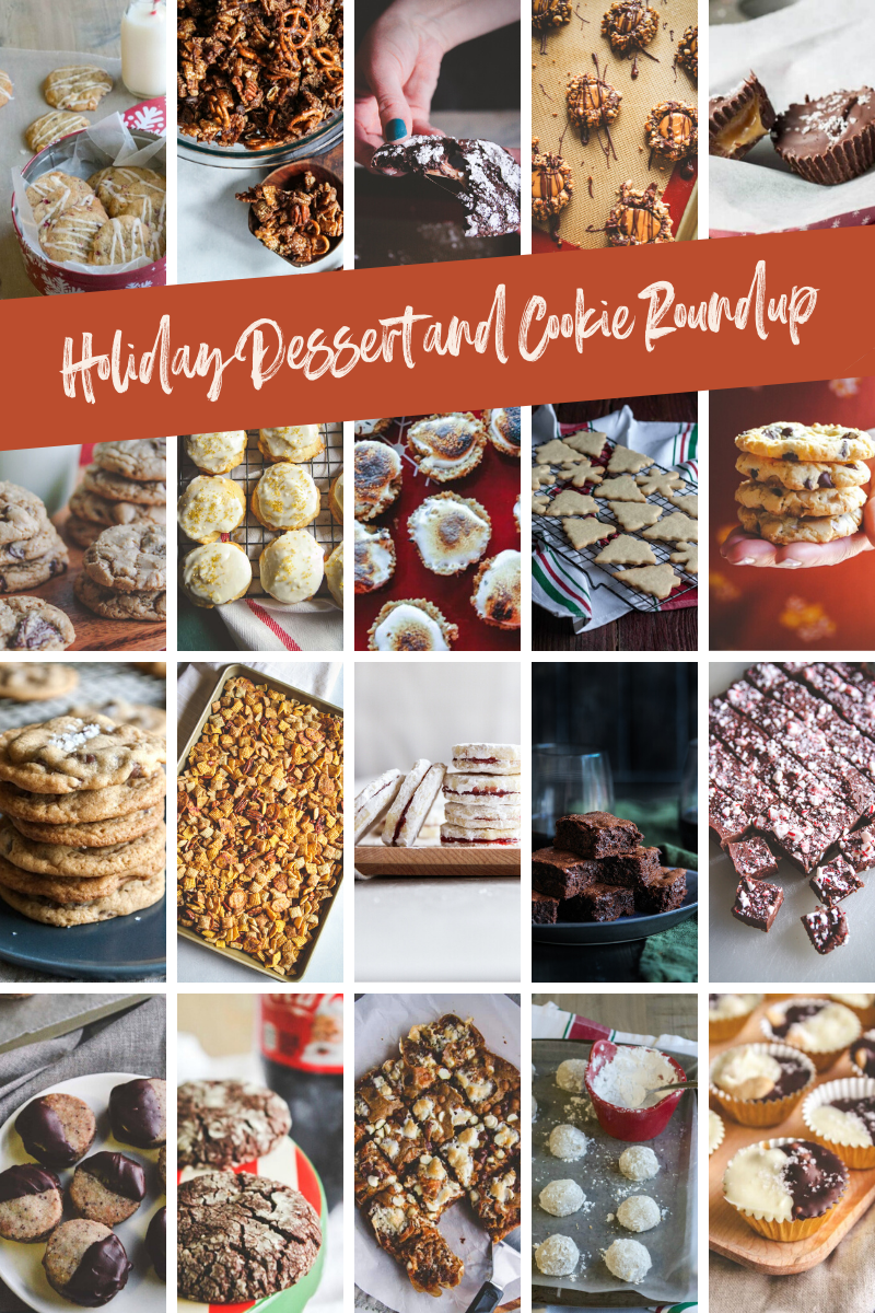 The best holiday desserts and cookies