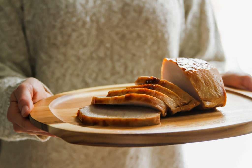 oven baked pork roast