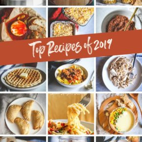 SweetPhi Top Recipes of 2019