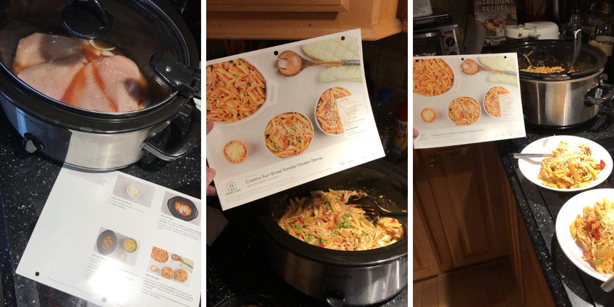 Home Chef Slow Cooker Meals