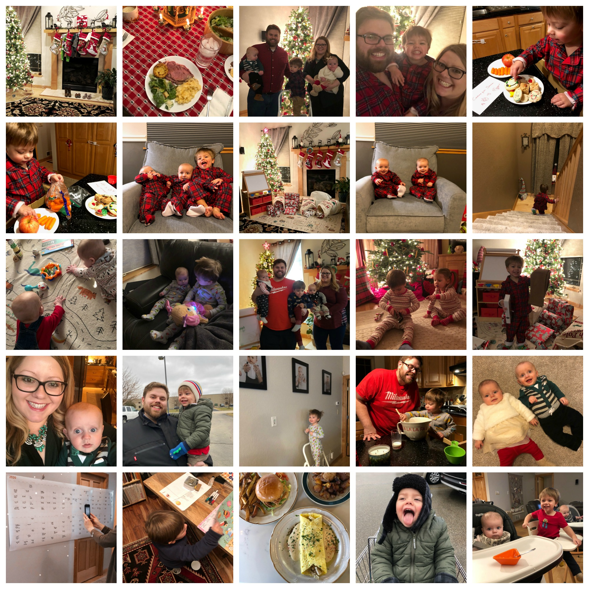 Christmas with the Kelnhofers