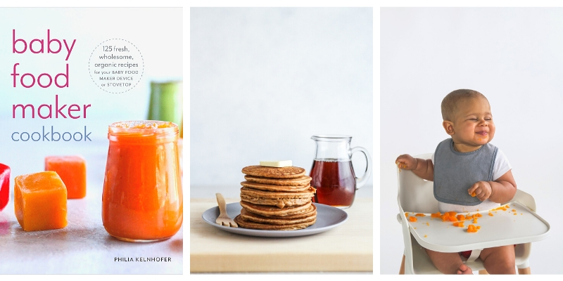 The most amazing sweet potato pancakes made with sweet potato puree