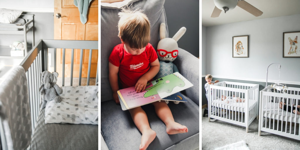 Bedtime for twins and a toddler