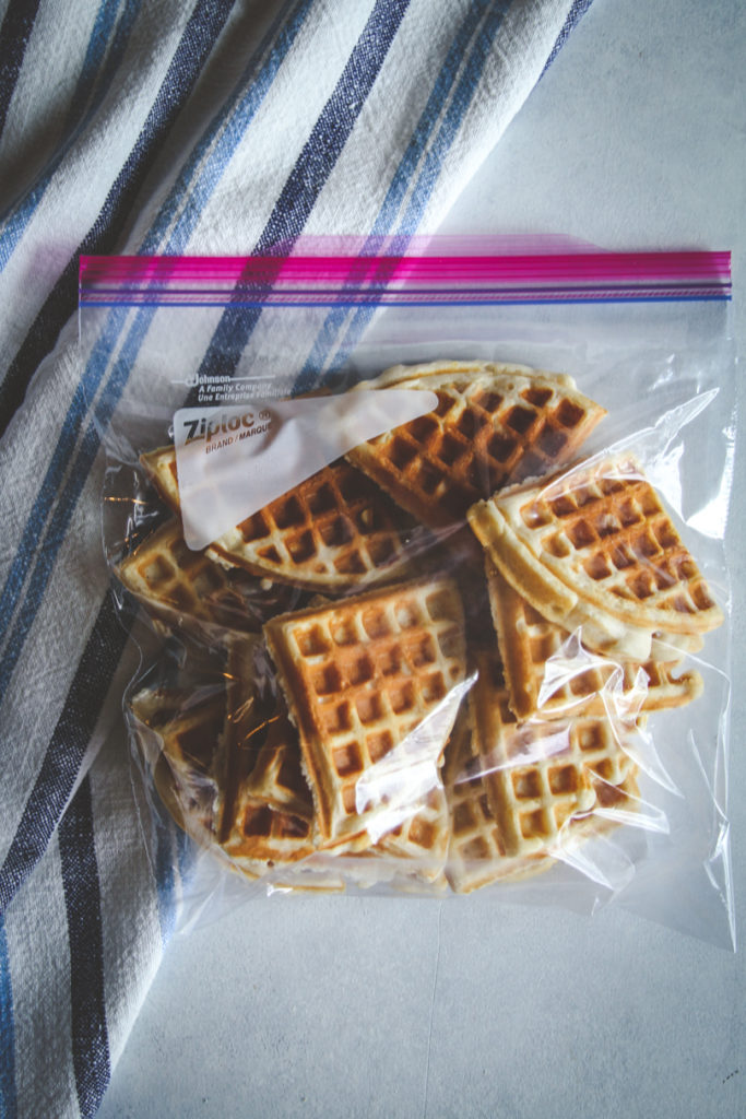 The Best Eggless Waffles Recipe Sweetphi