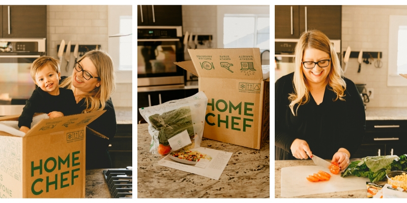Home chef meal delivery review