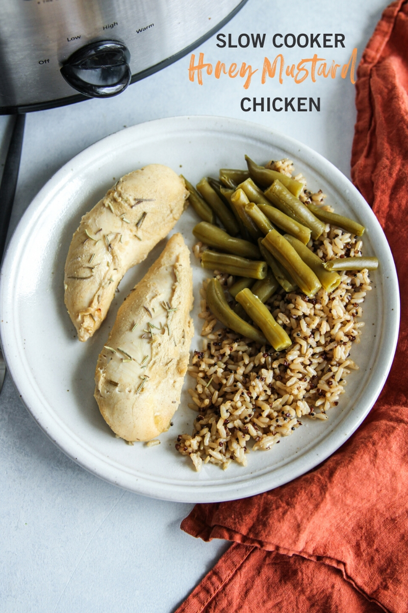 The best honey mustard chicken recipe