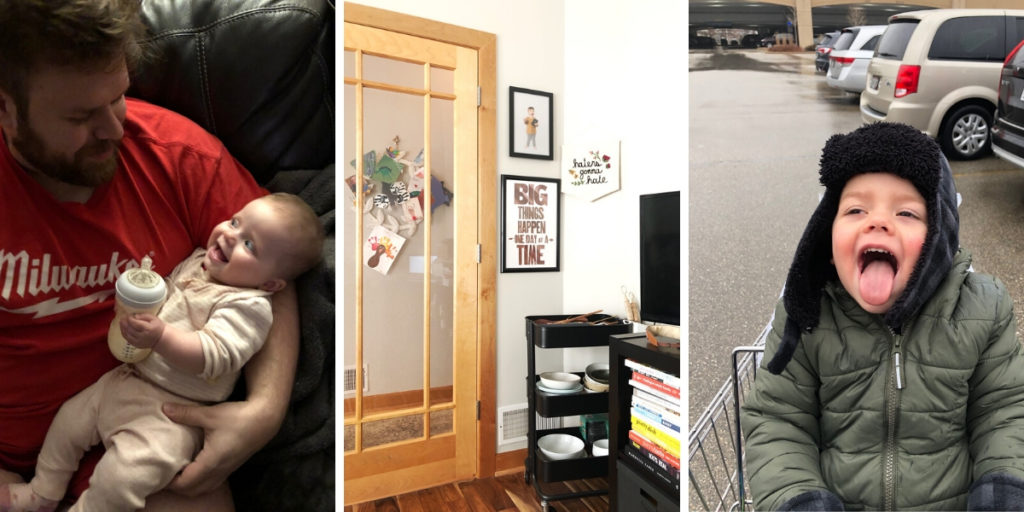 Keeping things in perspective being a mom and working