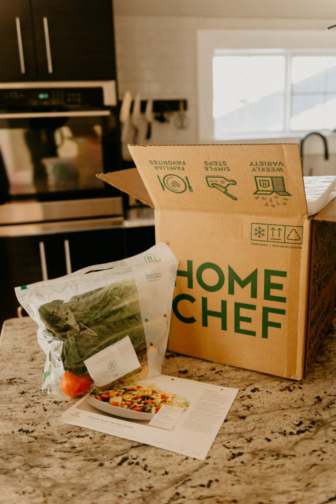 Meal delivery for new moms