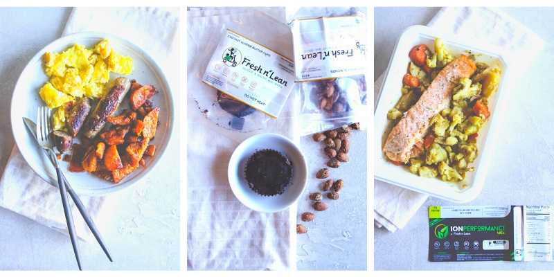 Fresh n lean meal delivery for new moms