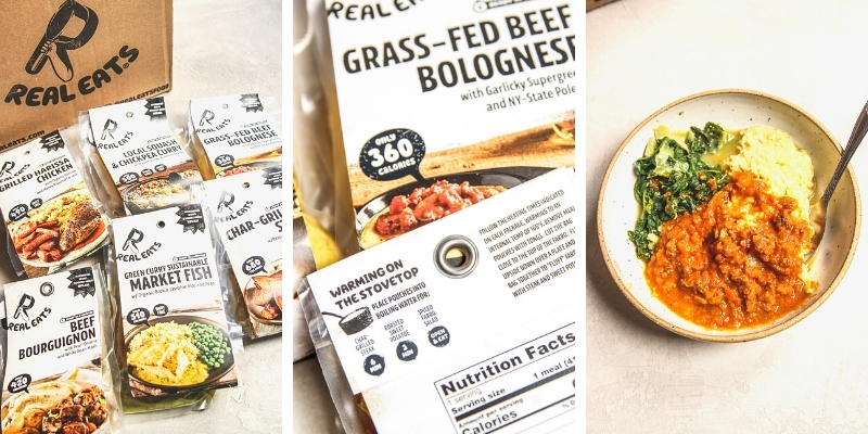 Real Eats meal delivery review