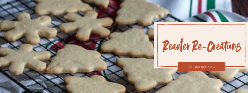 Sugar Cookies that actually hold shape