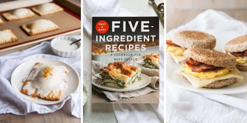 5 ingredient breakfast recipes
