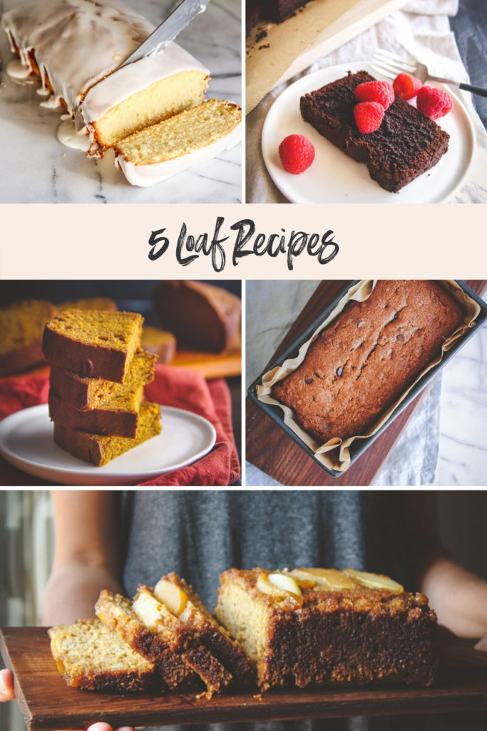 5 Loaf Recipes you need to make