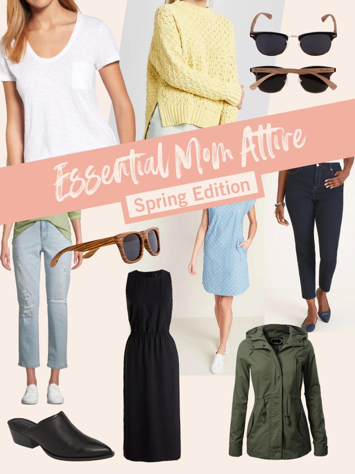 Mom Essentials - Spring Edition