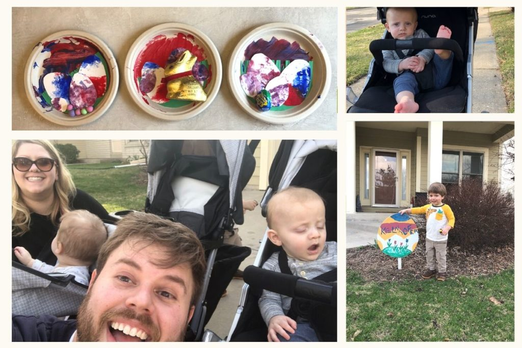 Easter family activities