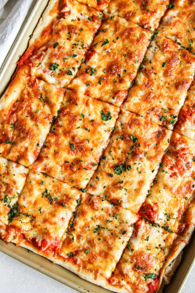 The most amazing sourdough pizza crust recipe