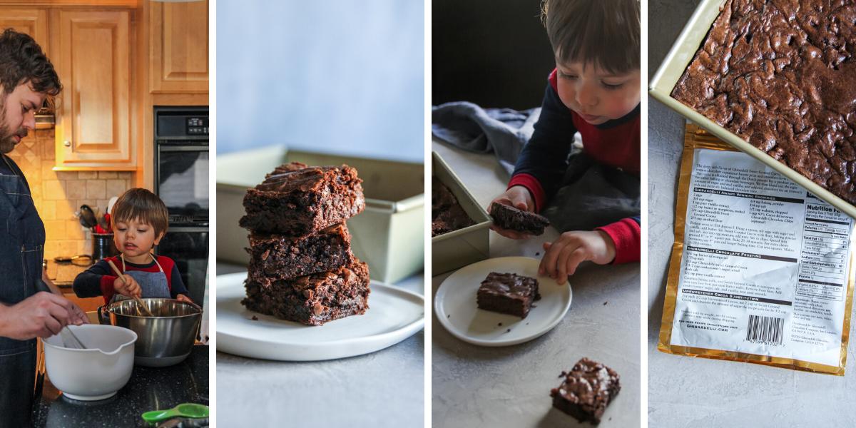 Ghirardelli Brownies