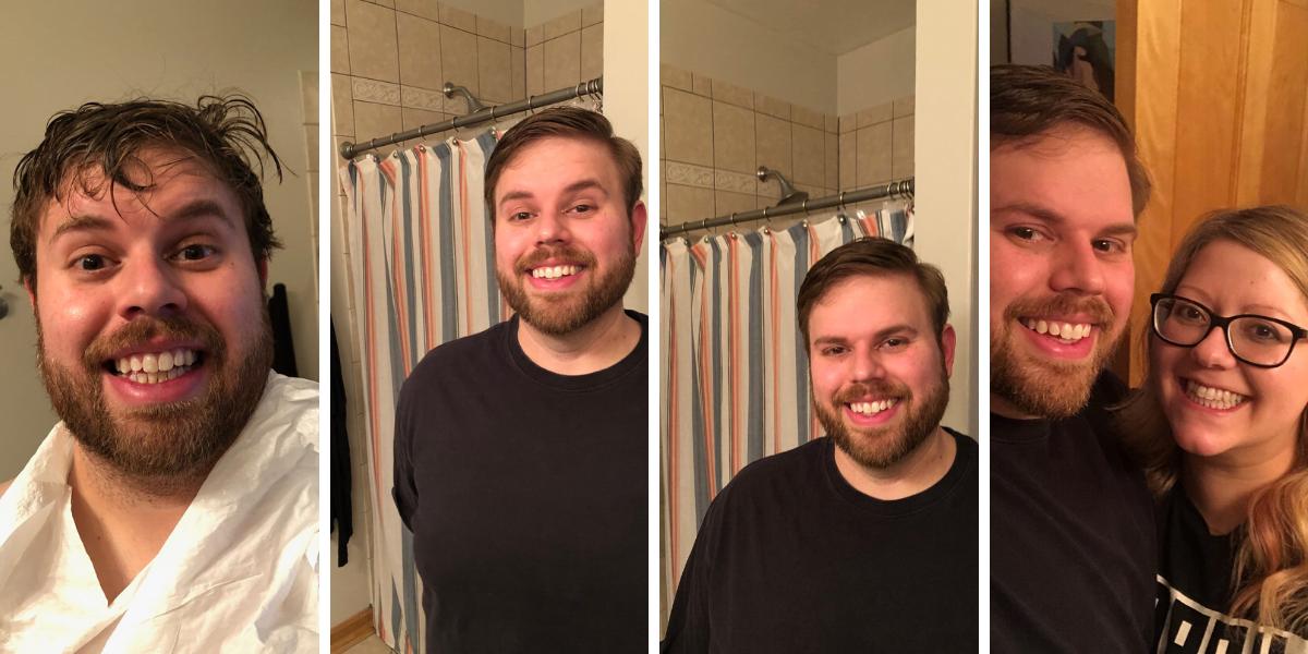 Nick Haircut