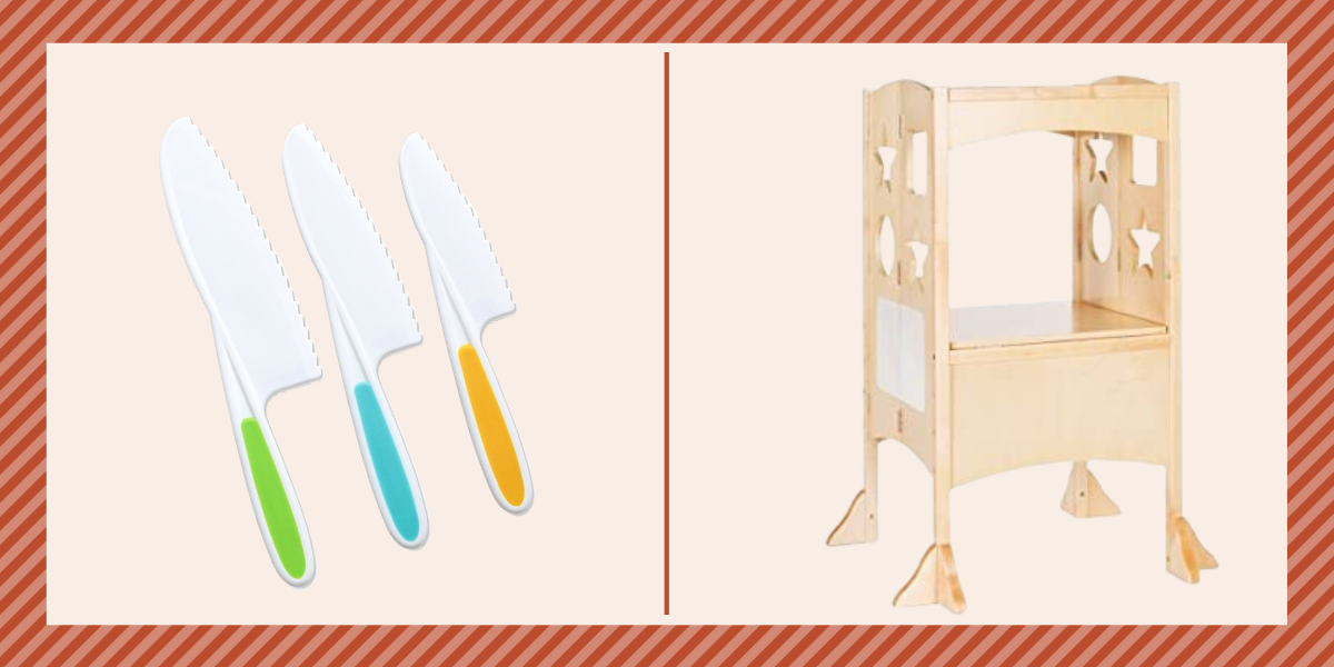 Kids Kitchen Tools