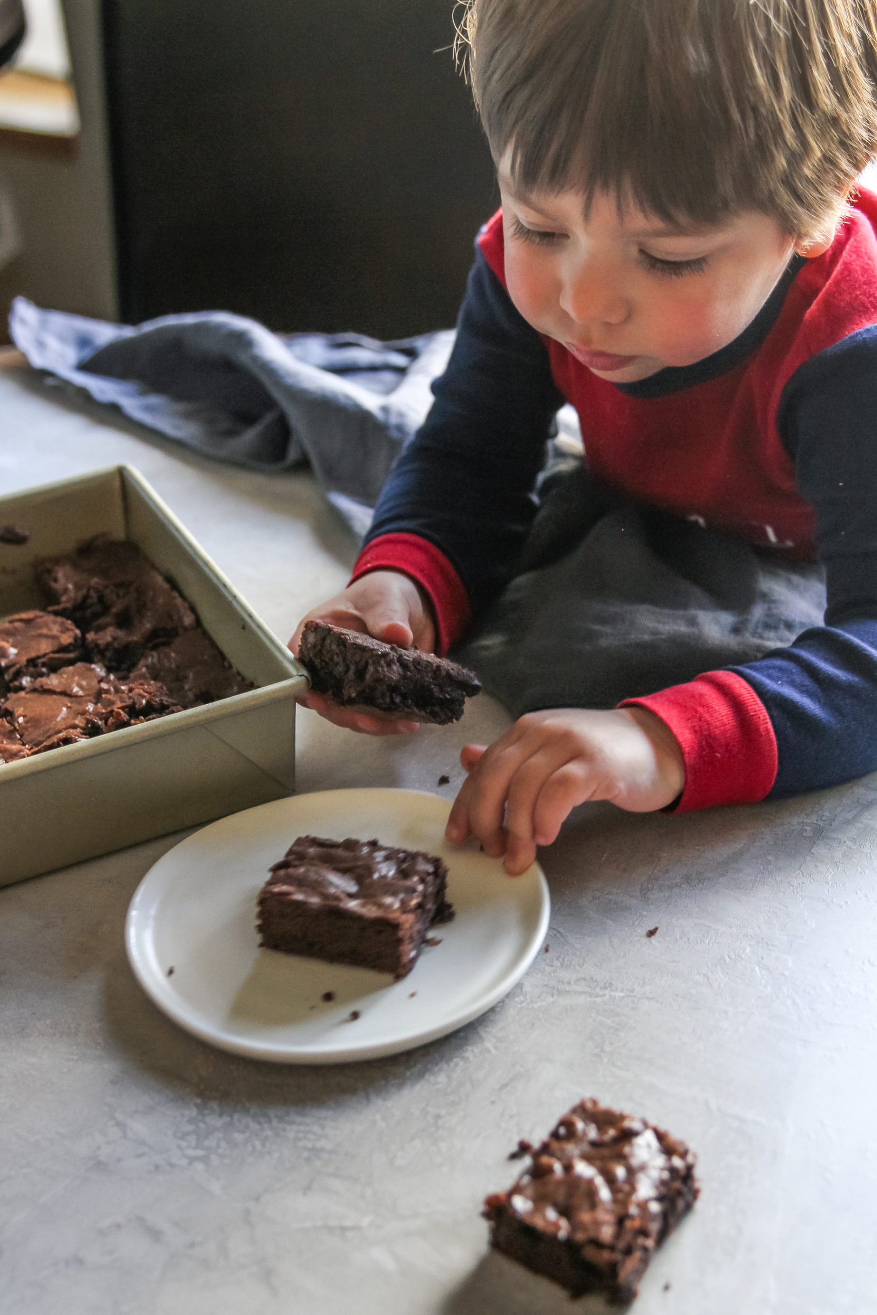 Kid approved brownies recipe